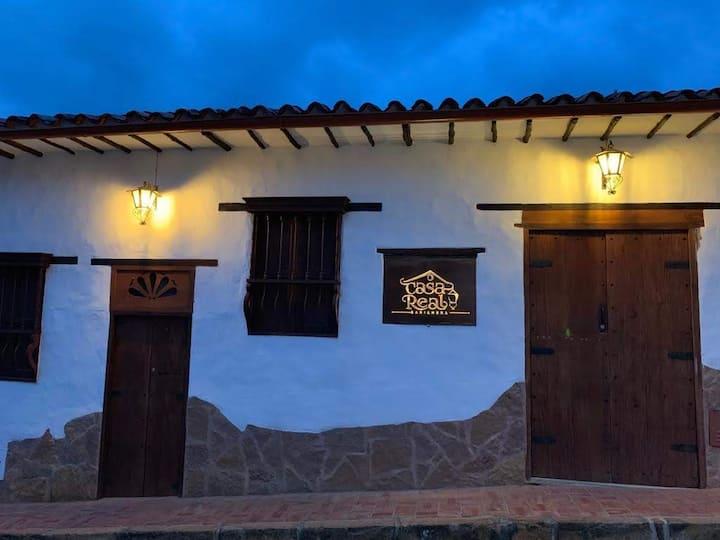 Casa Real Barichara