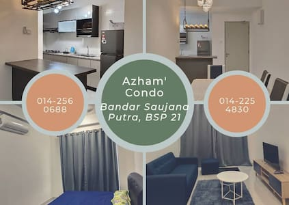 Comfortable Condominium With Awesome Facilities