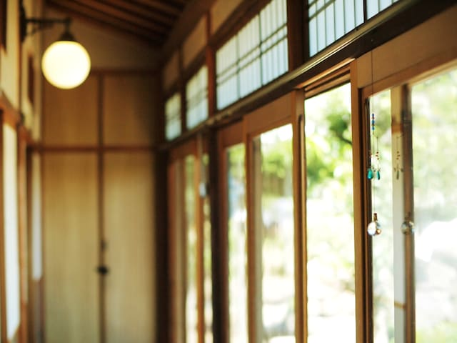 Japanese style Guest house Toranjyo lit 3 :) - 玉野市