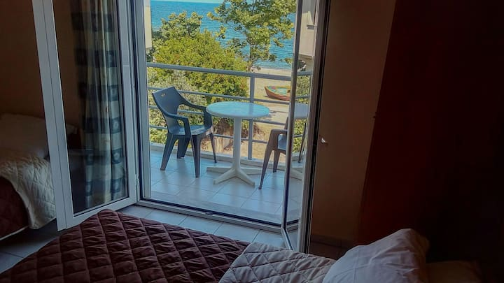 """Tirins Apartments 1  """"View of the sea"""""""