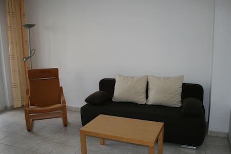 NICE APARTMENT CLOSE TO CITY CENTER - Frankfurt - Wohnung