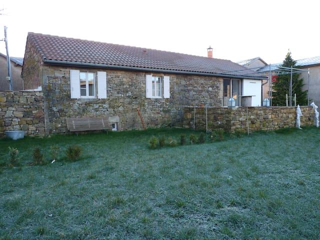 Maison pour 8 personnes - Martrin - Casa