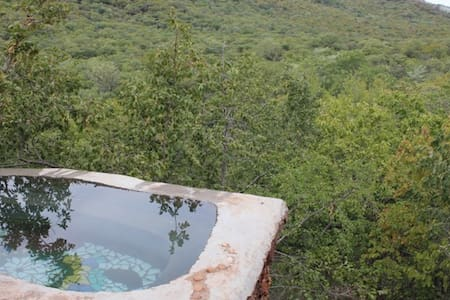 Aloe Lodge, Grootfontein Private Game Reserve - Thabazimbi