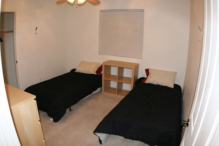 Dual Twin bedroom