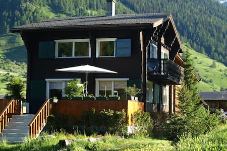 A lovely Chalet in the Swiss Alps ! - Reckingen-Gluringen