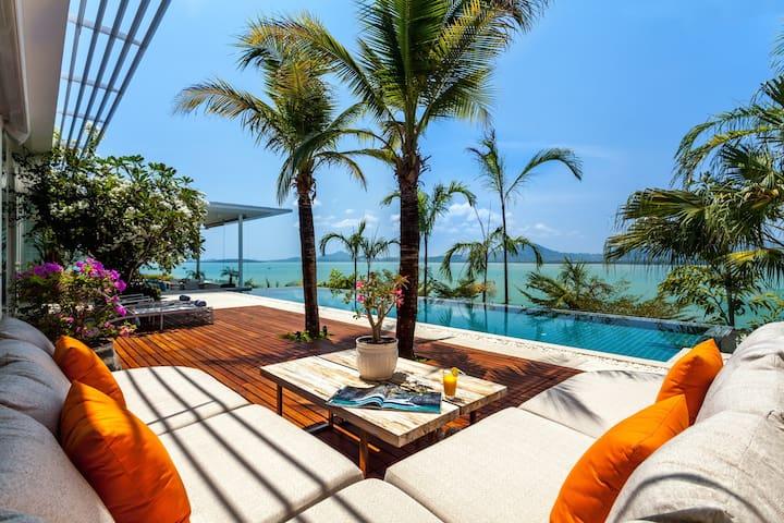 Villa Kalipay - Luxury Sea and Sunset View