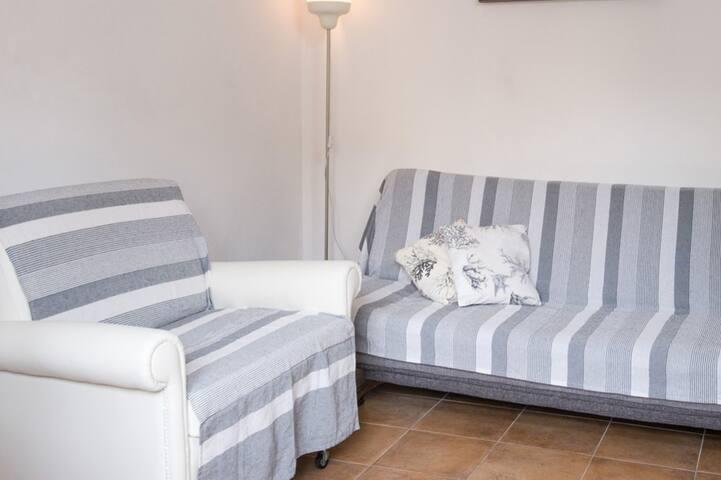 Flat with garden - Pesaro - Apartamento