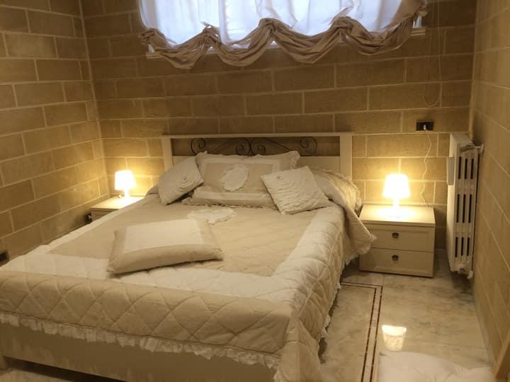 Elegante appartamento in villa a pochi km da Bari
