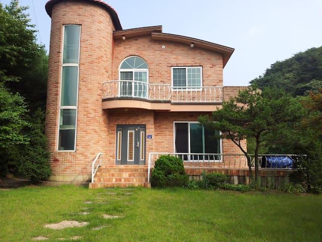 전원 주택 - Yugu-eup, Gongju-si - 別荘