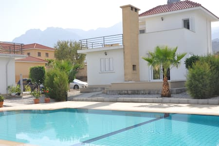 Three Bedroom Villa - Karavas