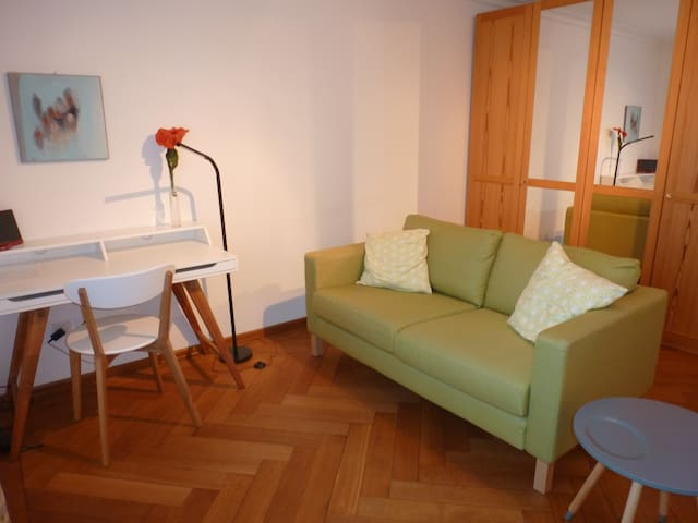 Lovely room with private bathroom  - Winterthur - House