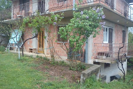 HOUSE IN VILAGE - PURE NATURE - Sinj - Huis