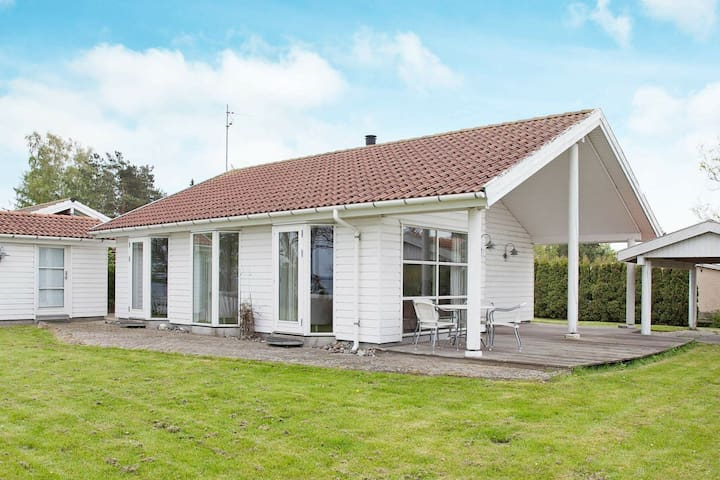 Spacious Holiday Home in Præstø with Terrace