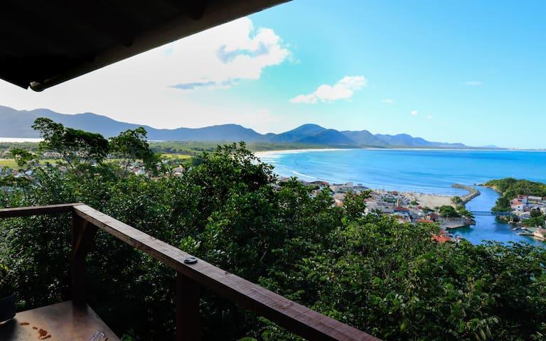 TreeHouse, Vista Paranomica, Cercado por Natureza! - Florianópolis - Maison