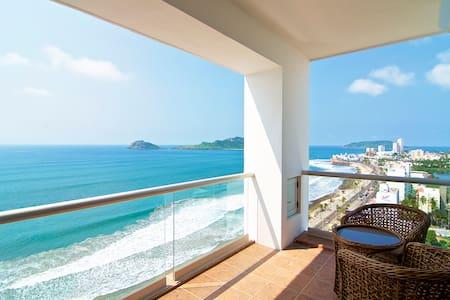 Horizon Sky Jr. Penthouse 15th floor - Mazatlán - Wohnung