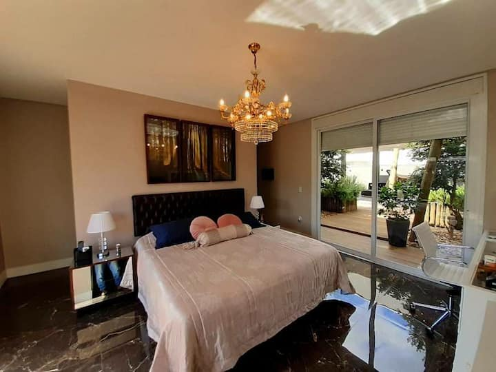 Casa com 3 quartos piscina