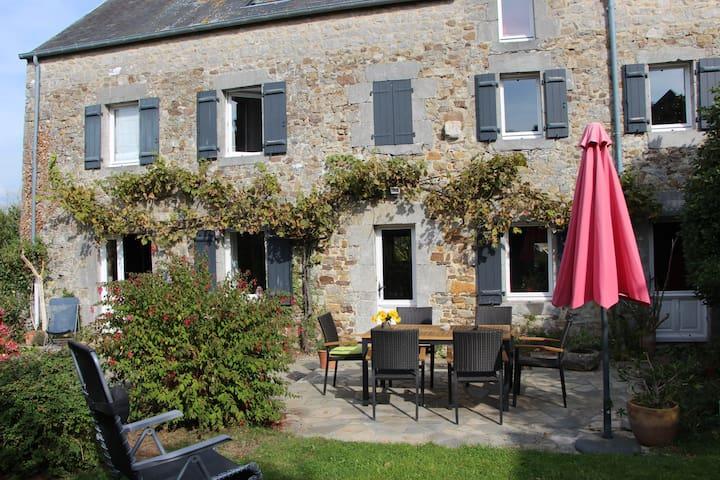Maison de charme proche de la mer - Montmartin-sur-Mer - Talo