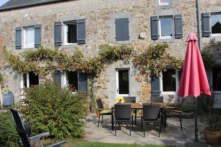 Maison de charme proche de la mer - Montmartin-sur-Mer - 独立屋