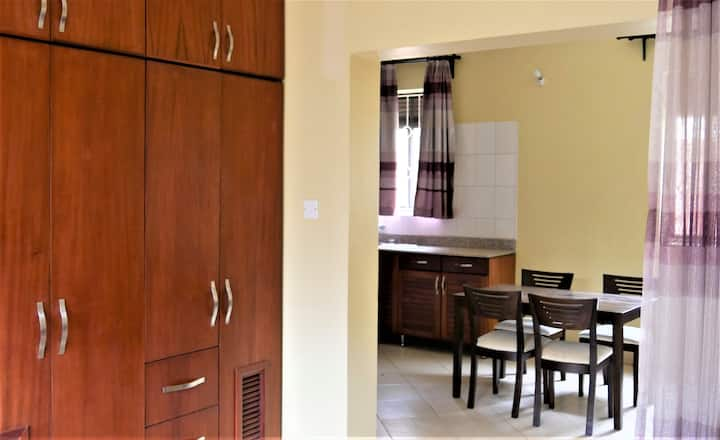 Studio Apartment at Acacia Boutique Hotel Entebbe