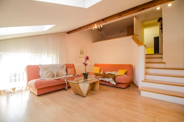 Dream house fully equipped and stylishly furnished
