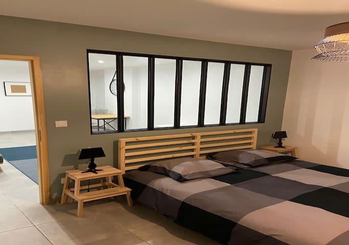 Charmant appartement au pied de l'Ardèche
