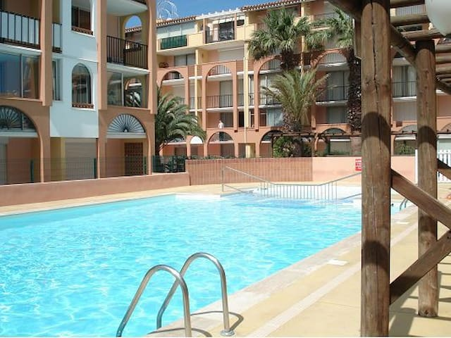 Idéal WE, nuitée, ou semaine, plage - Agde - Apartment