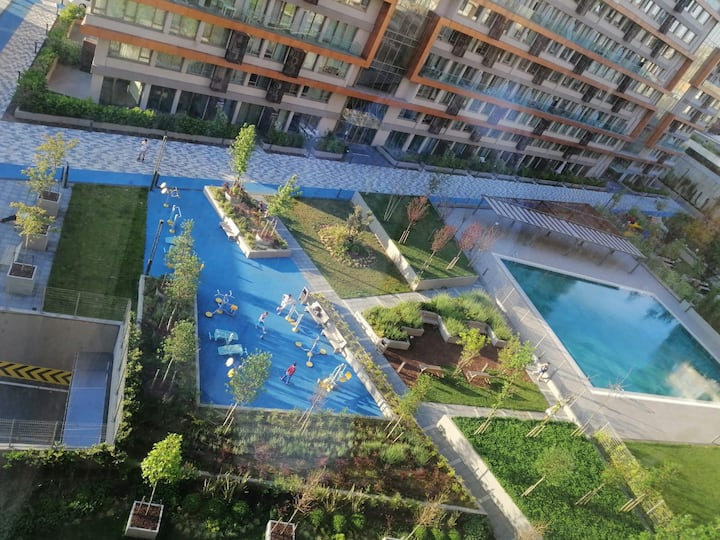 Brand New, Fully Furnished Apartment in Topkapi
