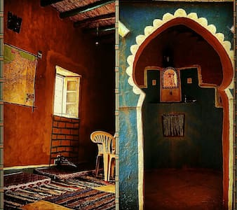 amazing house and berber stayl - Merzane