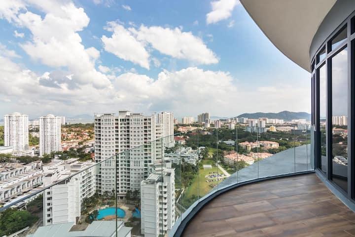 Splendid 3BR Apartment at Arte S Family Suites
