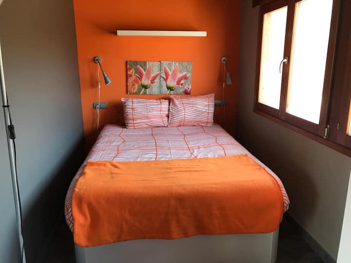 Cases  Ruralmorella - Apartamento Naranja.