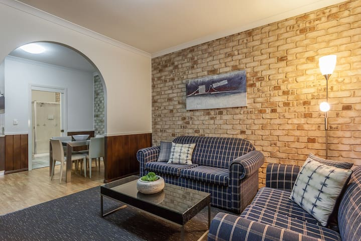2 Bedroom Fully Self-Contained Apartment