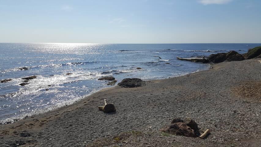 Monocale con alcova a S. Aygulf 200 mt dal mare
