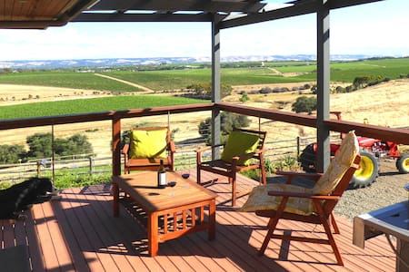 MCLAREN VALE SCENIC COUNTRY STYLE