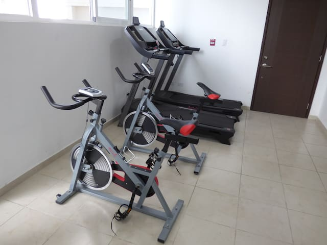Fitness Center at your disposal