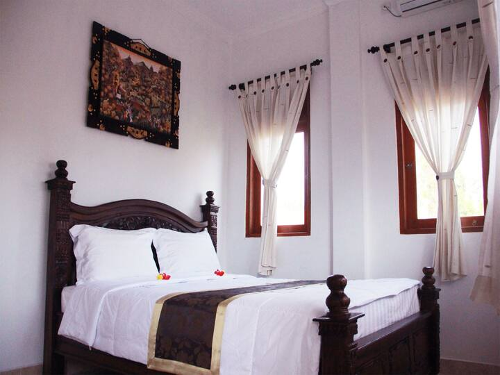 Teba House Deluxe Upstair Room with Garden View