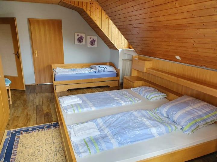 ### Villa Blue Deluxe incl. Balkon ###