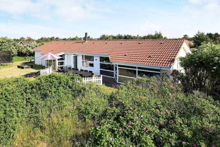 Quaint Holiday Home in Vejers Strand with a Pool