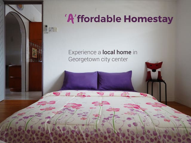 ★★'A'ffordable Homestay★★ Georgetown City Center