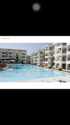 Your Holiday Home in Didim,Altinkum - Efeler - Appartement