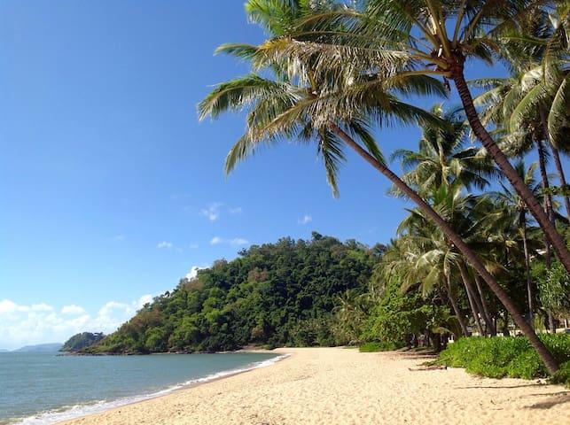 Trinity Beach Paradise