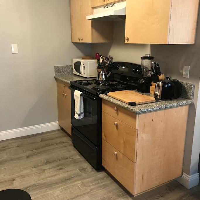 Kitchen Appliances for Convenience