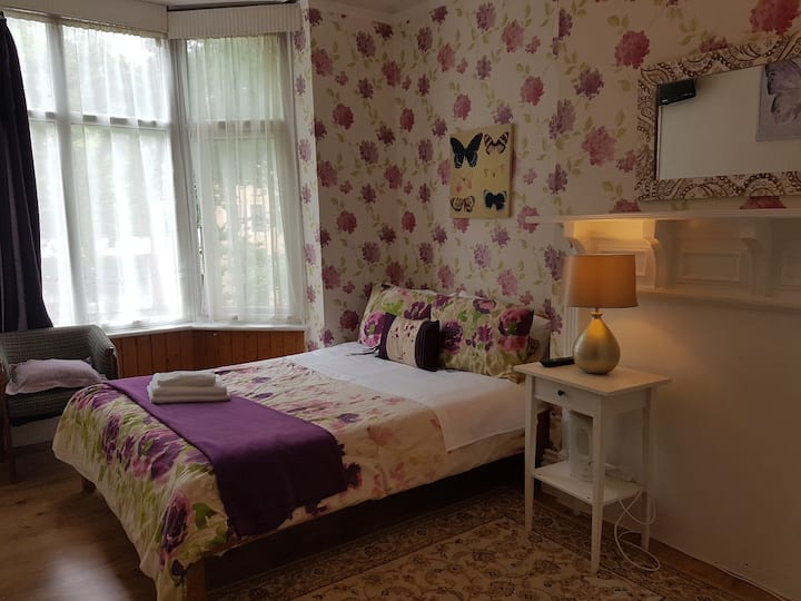 Oxford B&B double room in summertown