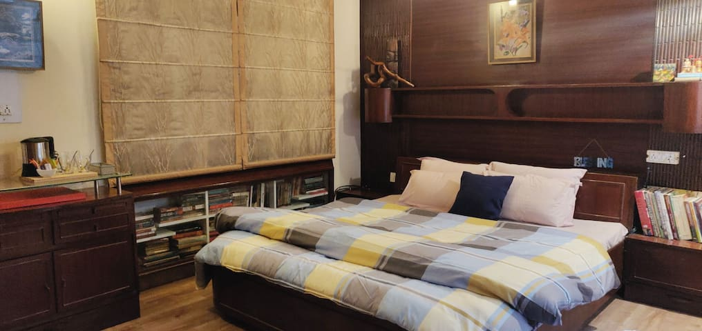 Chinar Homes : Bedroom 3 : Sonmarg
