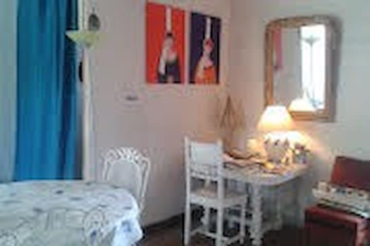 Maison Chaleureuse dans village centre Finistère