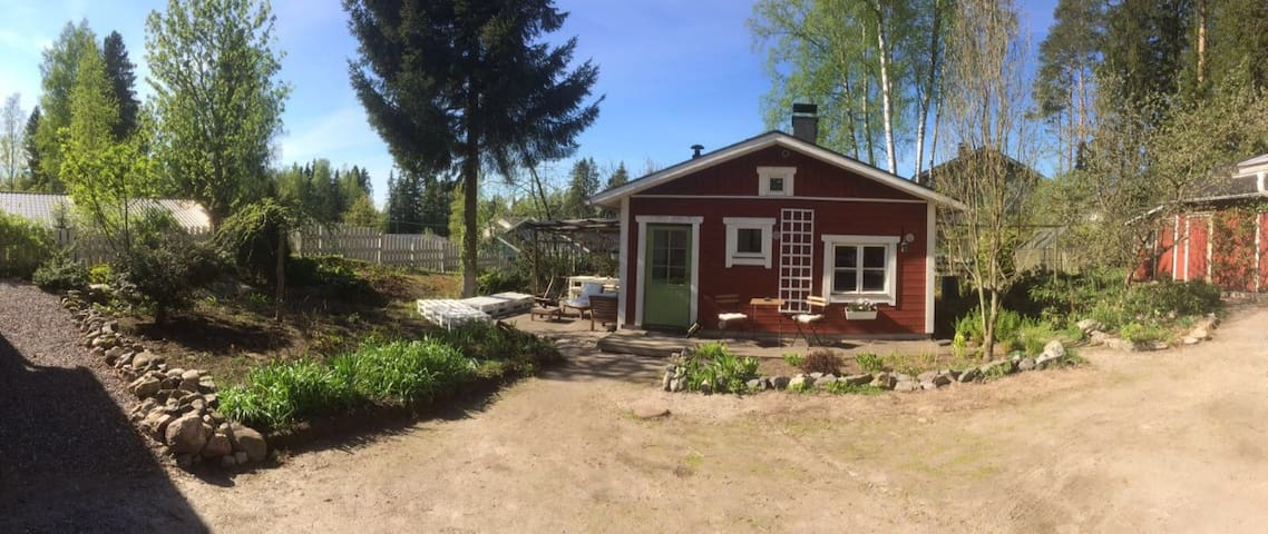 Villa Nujula - Vantaa - Houten huisje