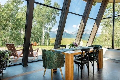 Architectural Masterpiece | Best View in Telluride