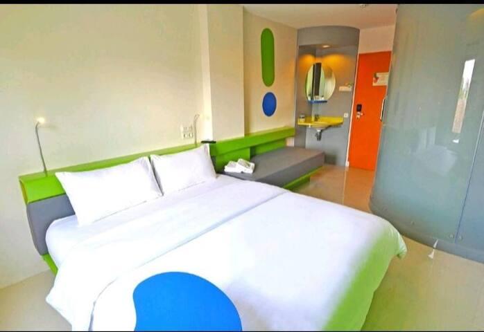 Standard Room Near Airport Jakarta