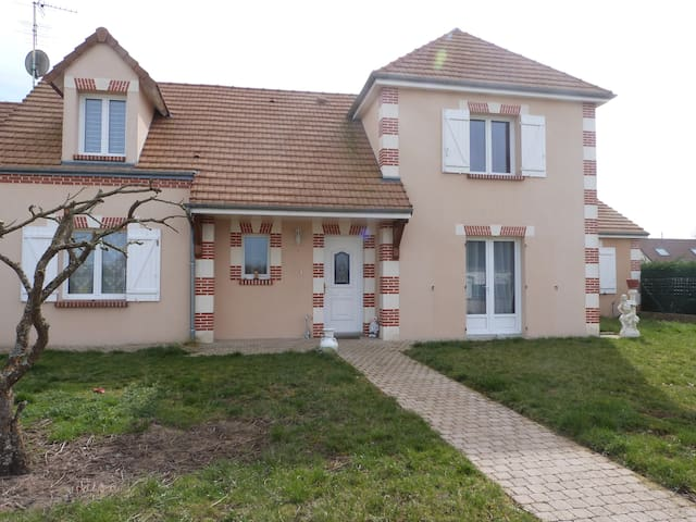 Maison Proche des châteaux de la Loire - Muides-sur-Loire - Casa