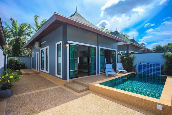 The M Million Pool Villa
