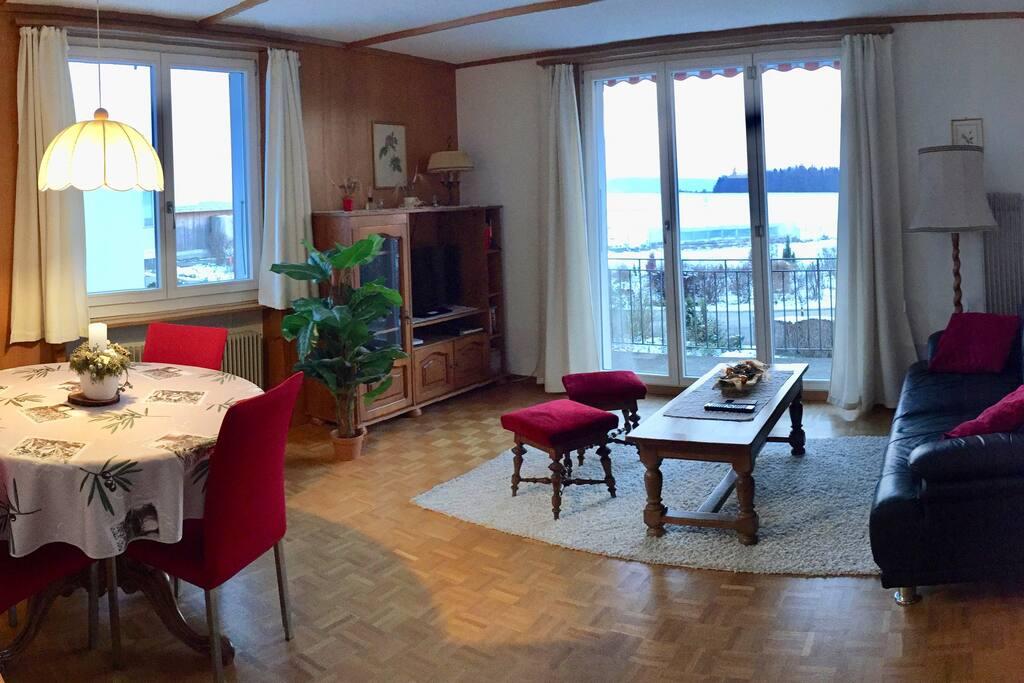 Wohnzimmer - Salon - Livingroom